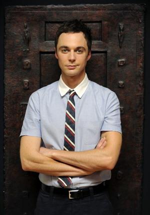 Джим Парсонс - Sheldon Cooper