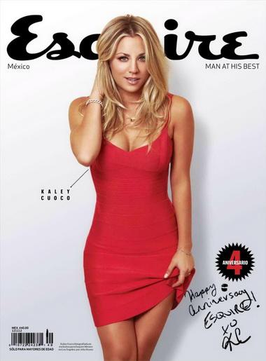 Кейли Куоко в журнале Esquire